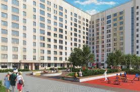 жилого комплекса «Орехово-Борисово»
