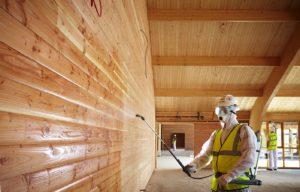 Эксплуатационные меры по защите древесины